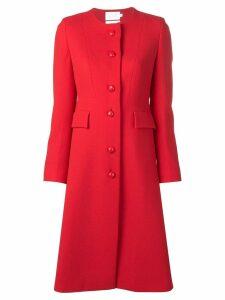 Goat Hampton midi coat - Red