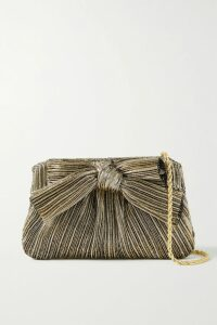 Stella McCartney - Asymmetric Printed Silk Midi Skirt - Navy