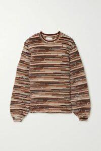 Nanushka - Saffron Cutout Metallic Satin Midi Dress - Gold
