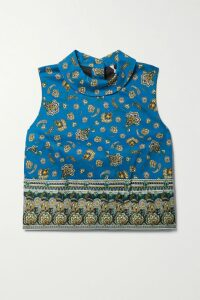 Hillier Bartley - Oversized Double-breasted Checked Wool Coat - Brown