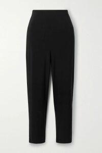 Alexis Mabille - Tie-detailed Faille Mini Dress - Blush