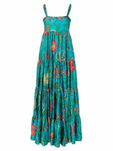 La Doublej Bouncy Dress - Blue
