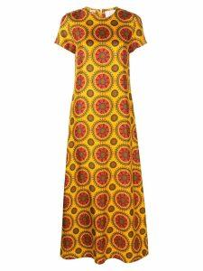 La Doublej Swing dress - Yellow