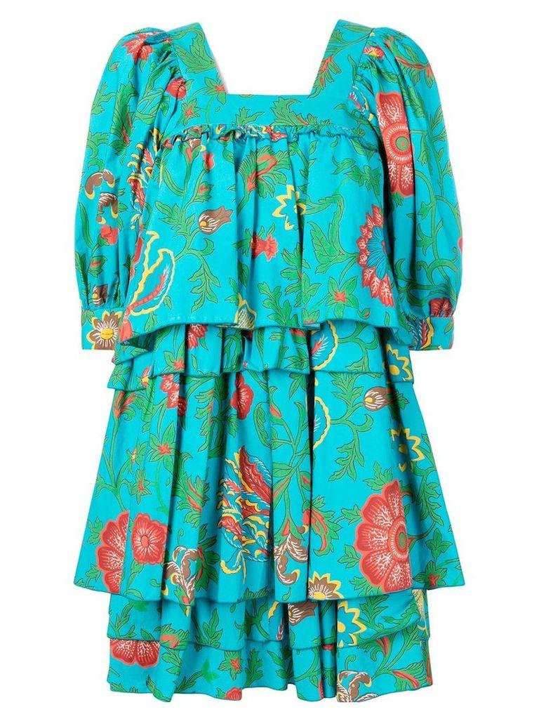 La Doublej Big Mama dress - Blue