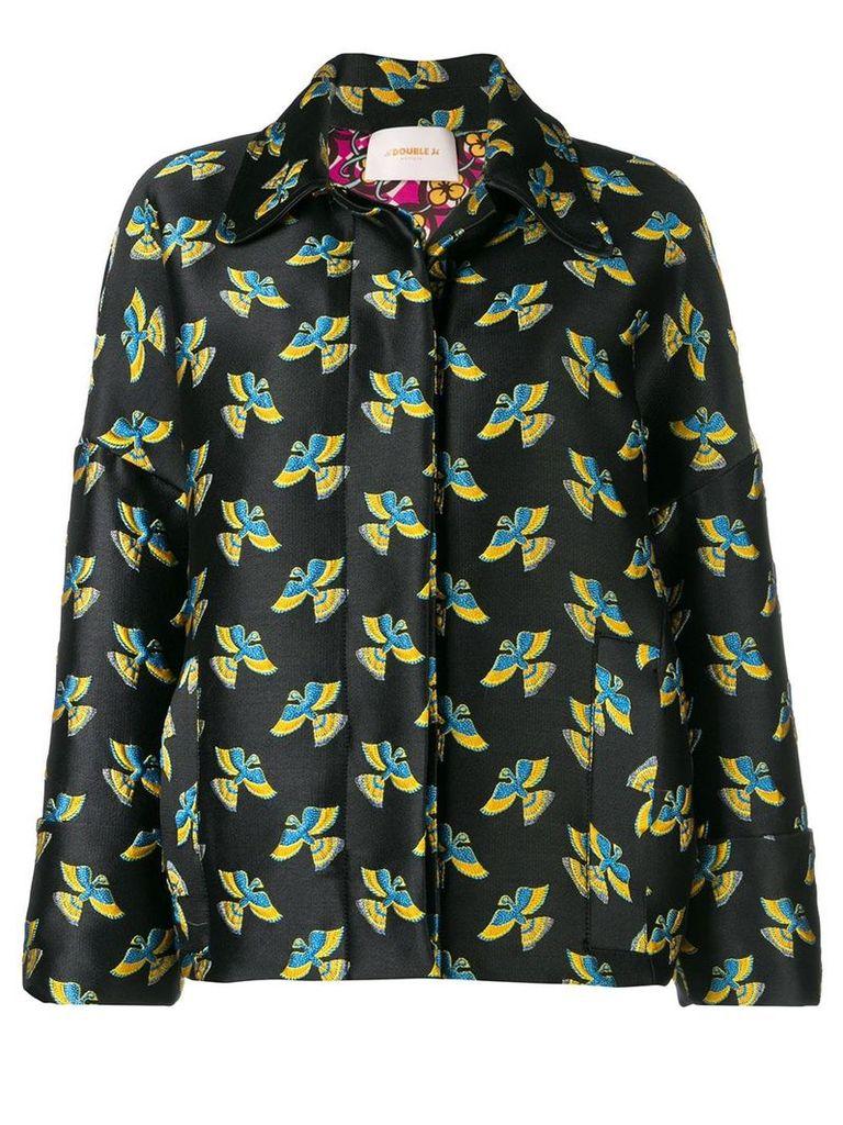 La Doublej Motorino jacket - Black