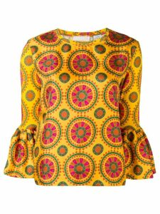 La Doublej Gemini blouse - Yellow