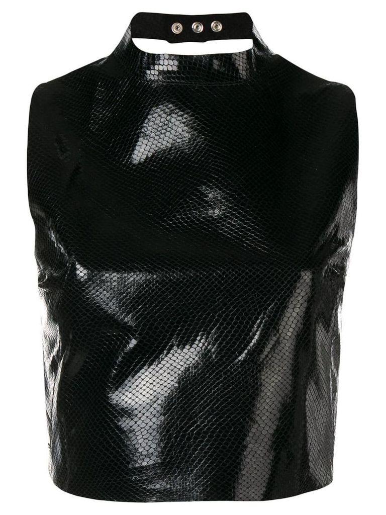 Manokhi Carrie top - Black