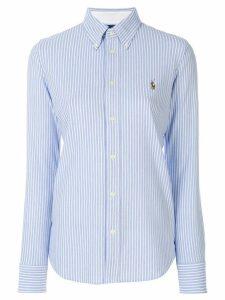 Ralph Lauren striped shirt - Blue