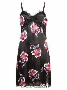 Morgan Lane Twila nightgown - Black