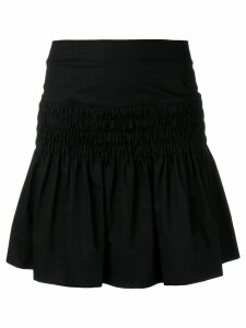 Isabel Marant Étoile elasticated detail skirt - Black