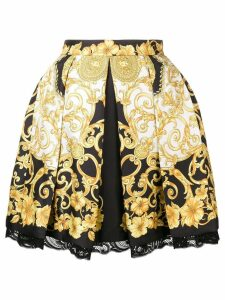 Versace A-line skirt - White