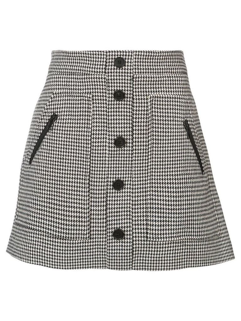 Veronica Beard Monroe skirt - Black
