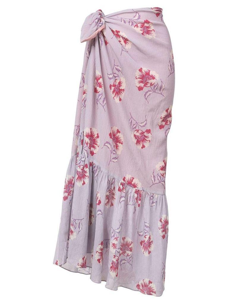 Morgan Lane Abi skirt - Purple