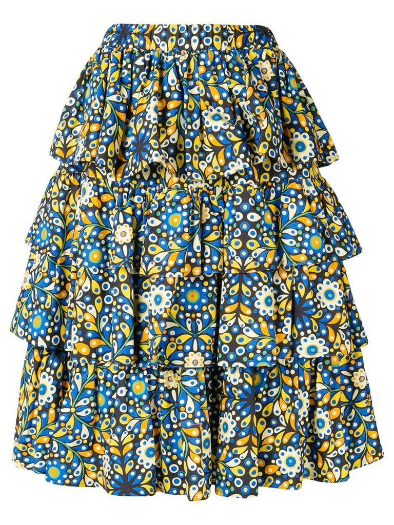 La Doublej Big Mama skirt - Blue