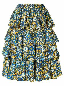 La Doublej Big Mama skirt - Blue
