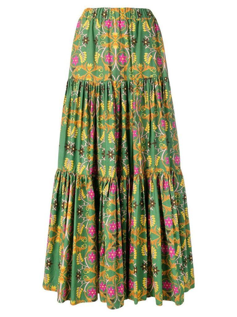 La Doublej Big skirt - Green