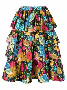 La Doublej Big Mama skirt - Black