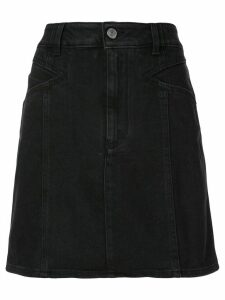 Givenchy classic denim skirt - Black