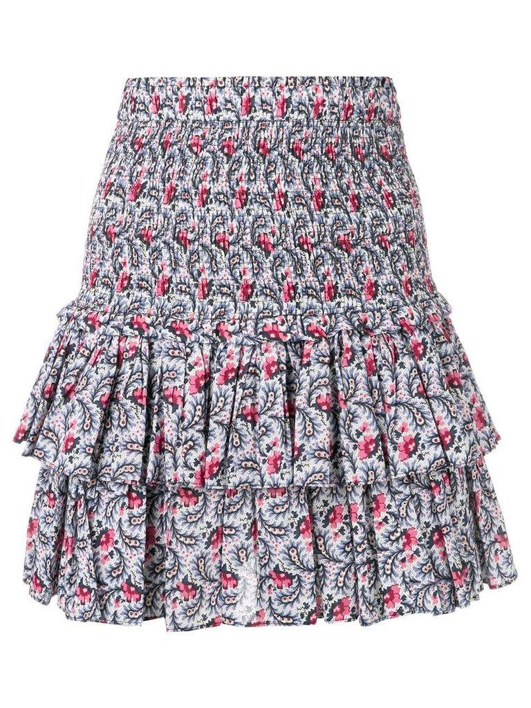 Isabel Marant Étoile Naomi skirt - Blue