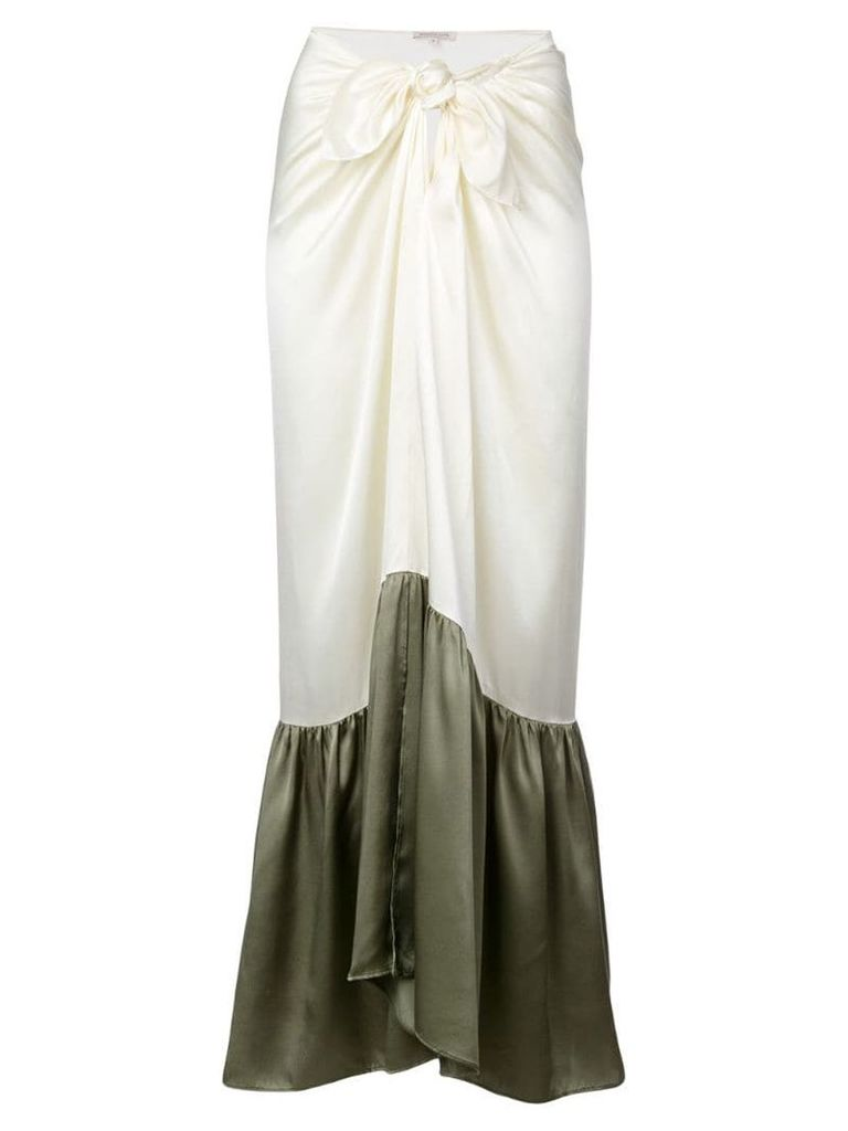 Morgan Lane Abi skirt - Neutrals