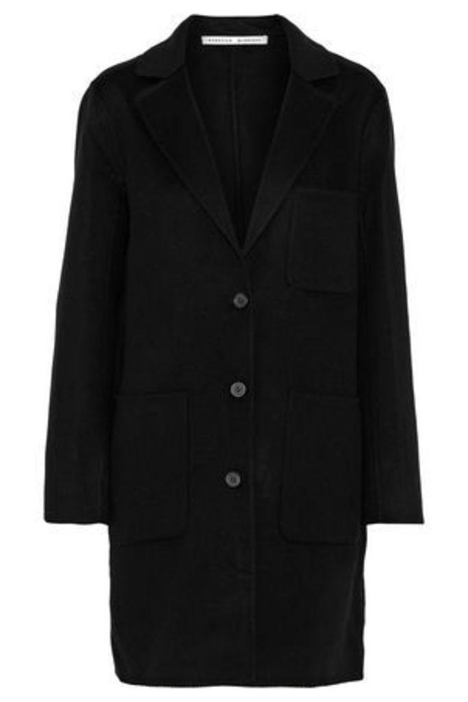 Rebecca Minkoff Woman Allegra Wool Jacket Black Size XS