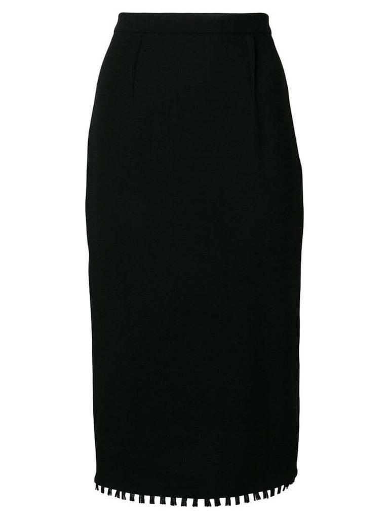 Roland Mouret Arreton pencil skirt - Black