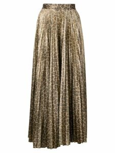 A.L.C. Bobby skirt - Gold
