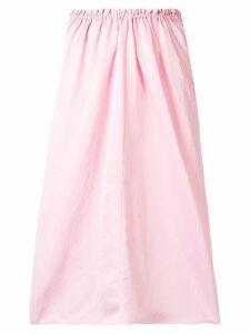 Jil Sander Gemma skirt - Pink