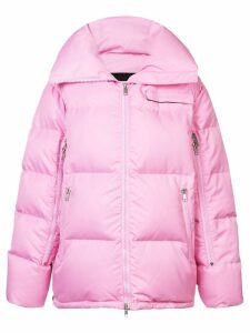 Calvin Klein 205W39nyc padded coat - Pink