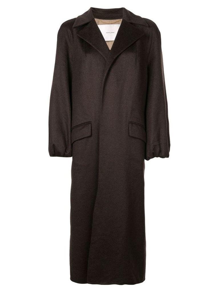 Adam Lippes cashmere opera coat - Brown