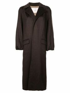 Adam Lippes cashmere opera coat - Brown