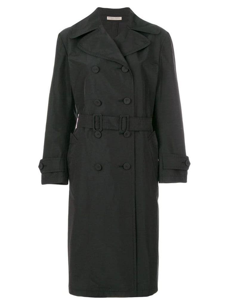 Bottega Veneta trench coat - Black