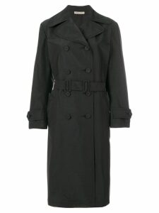 Bottega Veneta trench coat - Black
