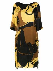 Alcaçuz Filadelphia dress - Yellow