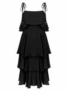 Olympiah Primosole midi dress - Black