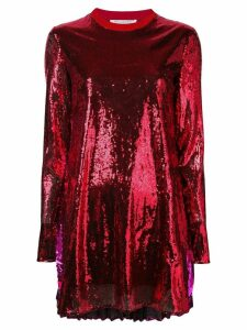 Philosophy Di Lorenzo Serafini sequin short dress - Red