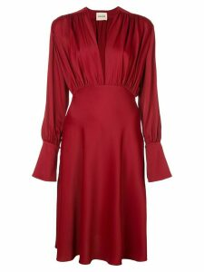 Khaite The Connie dress - Red