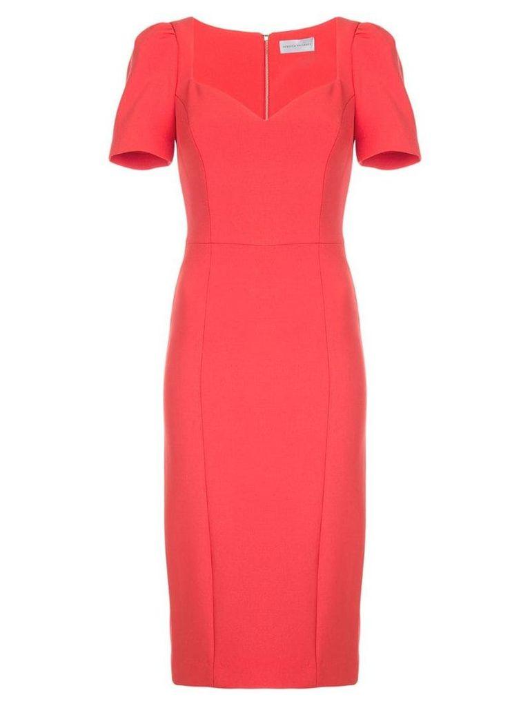 Rebecca Vallance L'amour dress - Orange