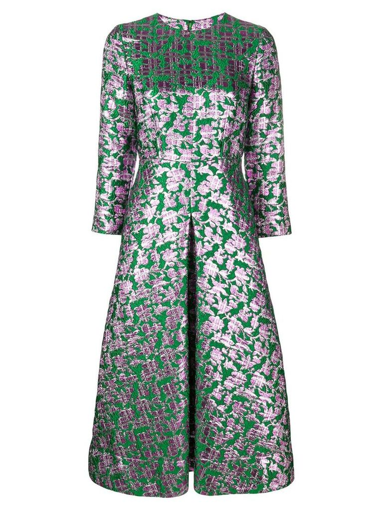 La Doublej Little Miss Wintour dress - Green