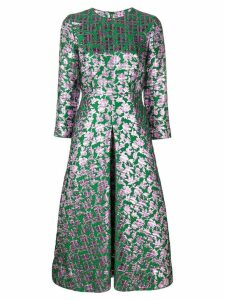 La Doublej Little Miss Wintour dress - Green