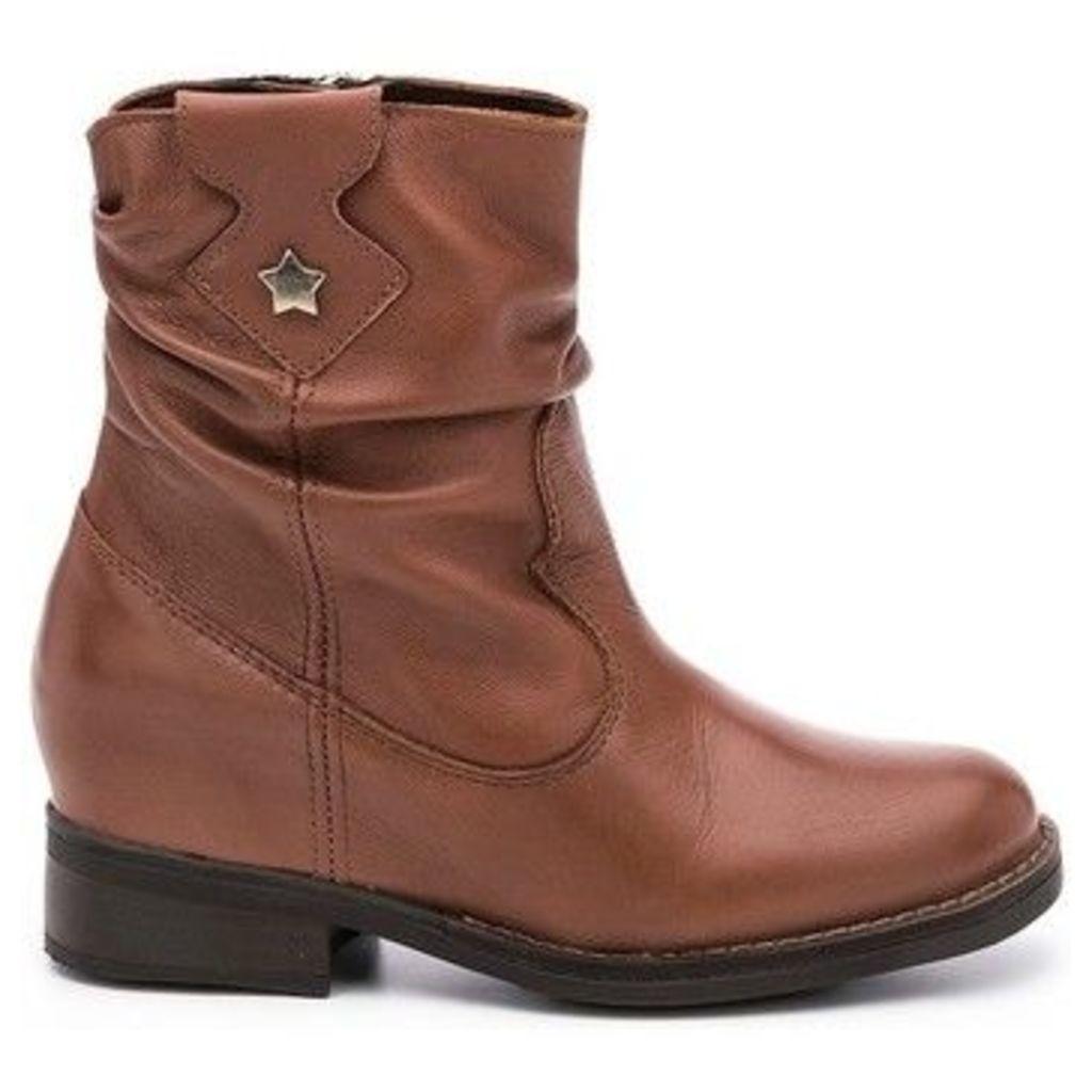 Cuplé  -  women's Mid Boots in Brown