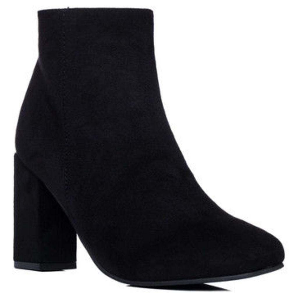 Spylovebuy  Nitrath  women's Low Boots in Black