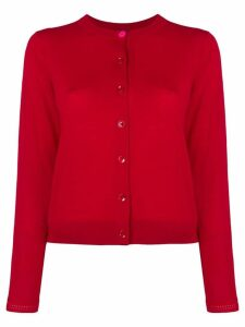 PS Paul Smith buttoned cardigan - Red