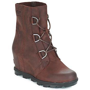 Sorel  JOAN OF ARCTIC™ WEDGE II  women's Snow boots in Brown