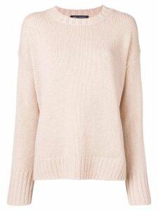 Iris Von Arnim cashmere relaxed fit sweater - Neutrals