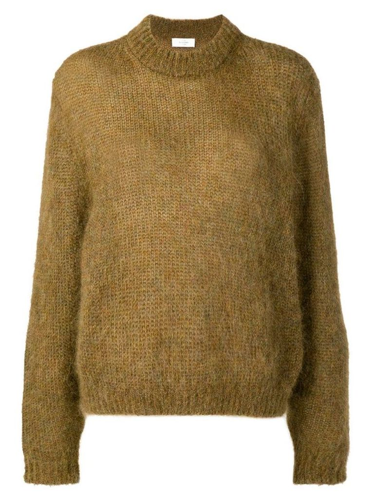 Roseanna crew neck jumper - Green