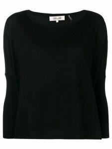 Dvf Diane Von Furstenberg dolman sleeve sweater - Black
