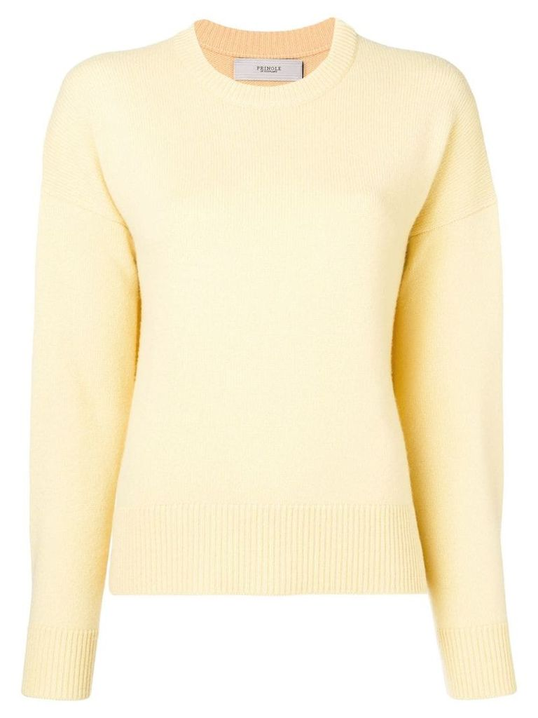 Pringle Of Scotland cashmere sweater - Yellow