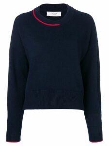 Pringle Of Scotland loose-fit cashmere sweater - Blue