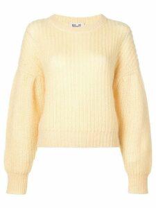 Baum Und Pferdgarten Chuden sweater - Yellow